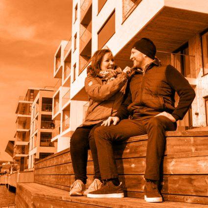 Par på Kanalbyen