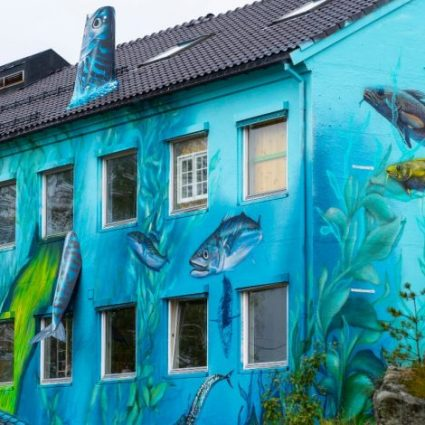 Lokale med kunst